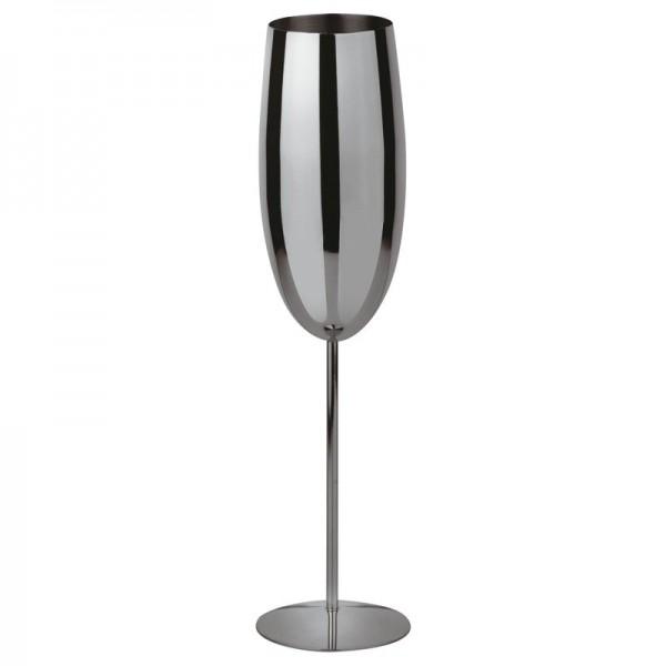 Sambonet Champagnerglas schwarz
