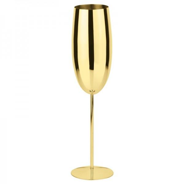Sambonet Champagnerglas gold