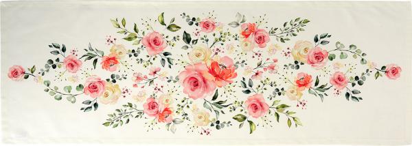 Sander Tischläufer 50x140 dusty rose MICHELLE