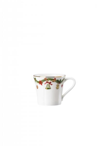 Hutschenreuther Espressoobere HR NORA CHRISTMAS