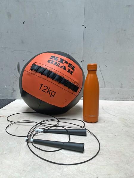 Scanpan Flasche 0,5L orange TO GO