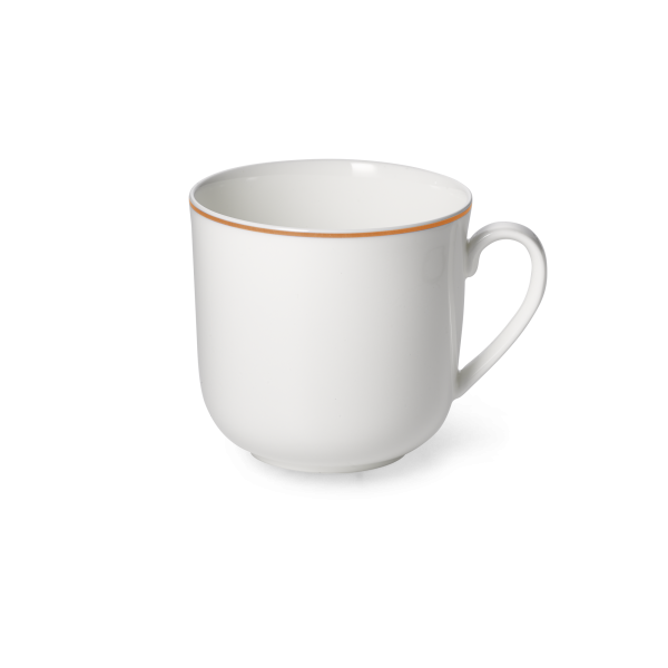 Dibbern Henkelbecher 0,32L orange SIMPLICITY