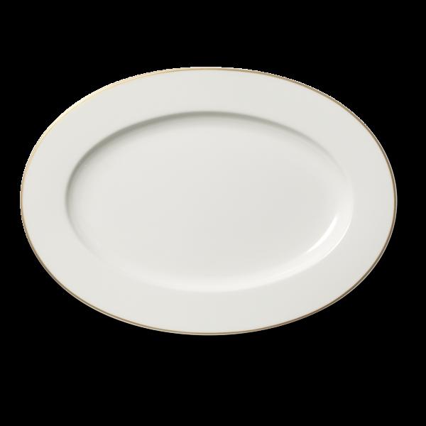 Dibbern Platte oval 39cm GOLDEN LANE