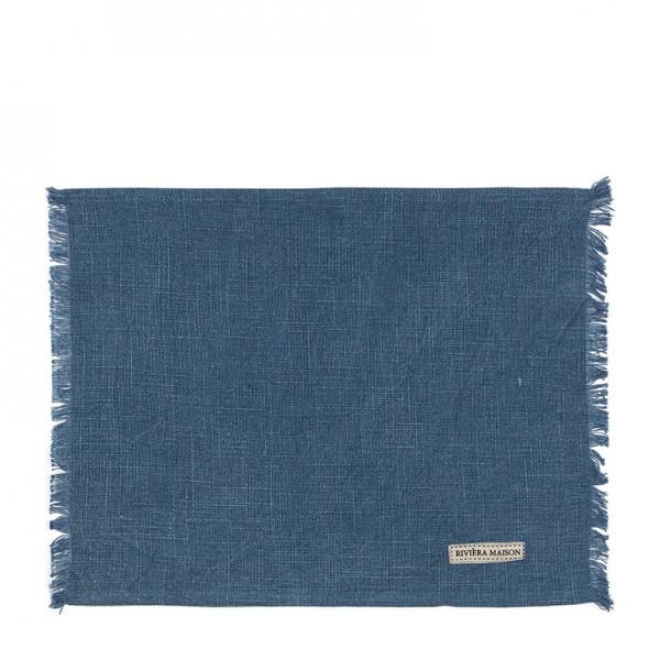Rivièra Maison Set nighttime blue Boho Basic RIVIERA MAISON 45 x 35