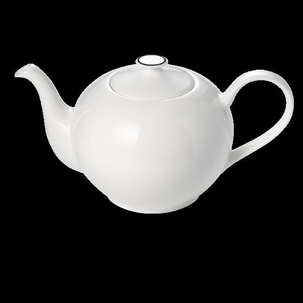 Dibbern Teekanne rund 1,3L schwarz SIMPLICITY