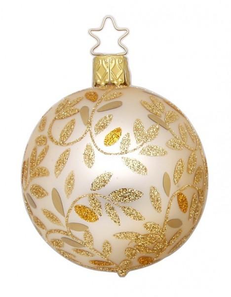 Inge's Christmas Decor Kugel 6cm Delights champ.matt INGE'S CHRISTMAS