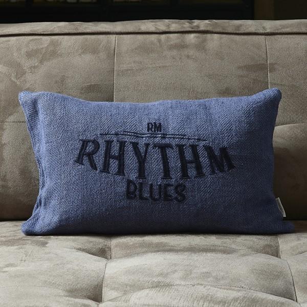 Rivièra Maison Kissenhülle Rhythm Weave Logo RIVIERA MAISON 50 x 30