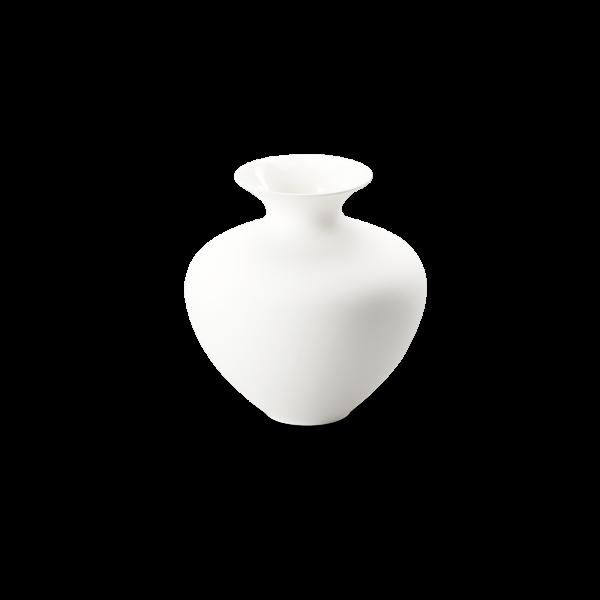 Dibbern Vase klassik 10cm weiß bisquit BONE CHINA ACCESSOIRES&GESCHENKE