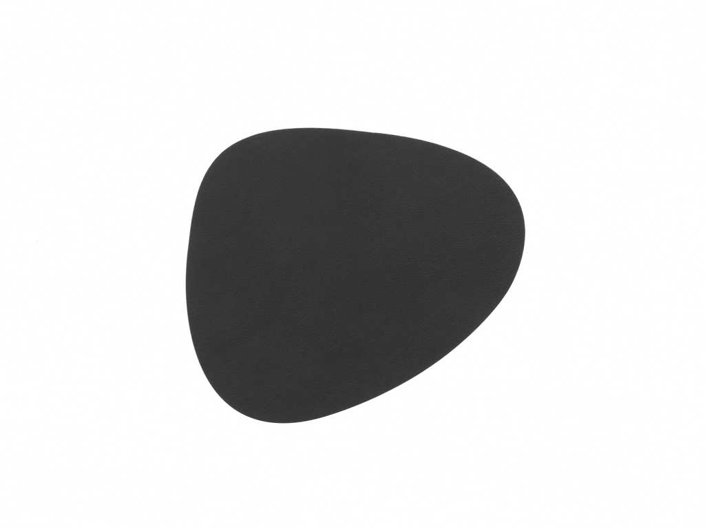 Untersetzer curve 11x13 blau/schwarz DOUBLE