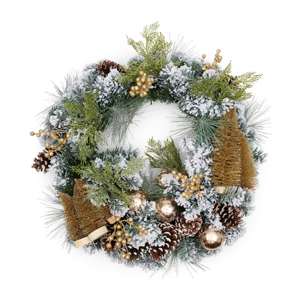Rivièra Maison Kranz 70cm Wonderful Christmas RIVIERA MAISON
