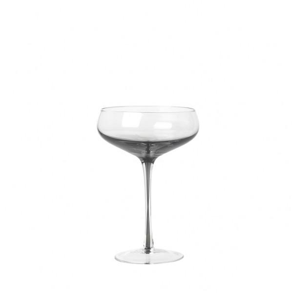 Broste Copenhagen Cocktailglas 0,2L SMOKE