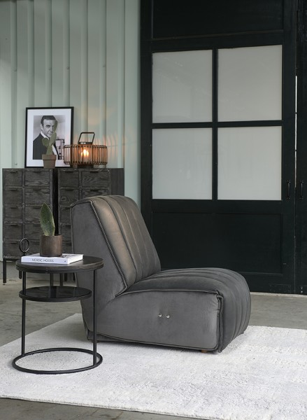 Rivièra Maison Beistelltisch rund BELLA RM 50 x 50 x 59