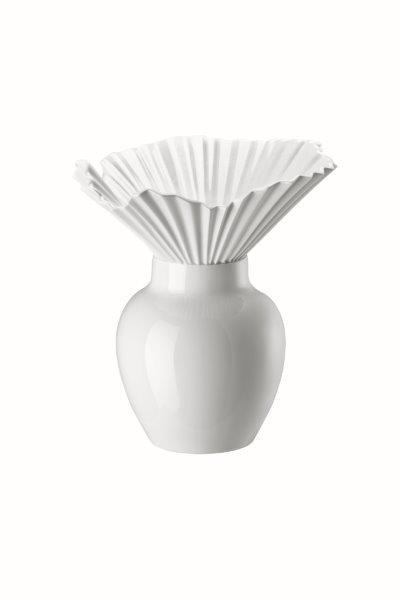 "Rosenthal Vase ""Falda"" (27cm)"