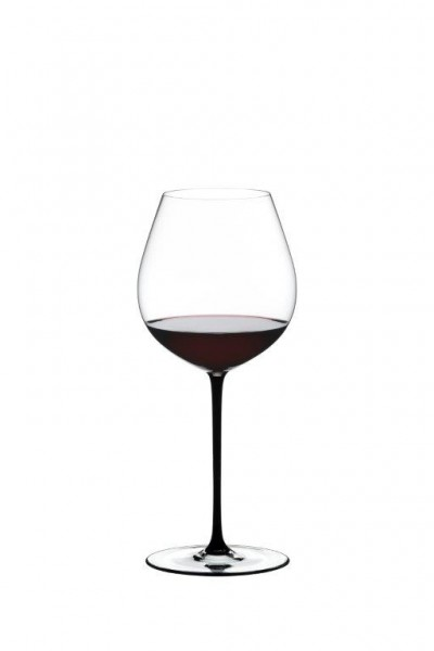 Riedel Old World Pinot Noir schwarz FATTO A MANO