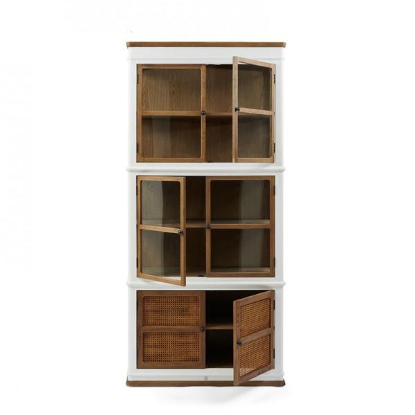 Rivièra Maison Bücherschrank single OXFORD RM 110 x 45 x 240