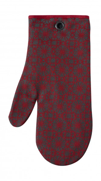 Le Jacquard Francais Topfhandschuh SOMMETS ENNEIGES HOLLY