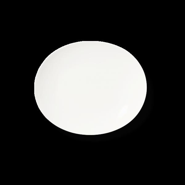 Dibbern Teller oval 21cm BONE CHINA MOTION