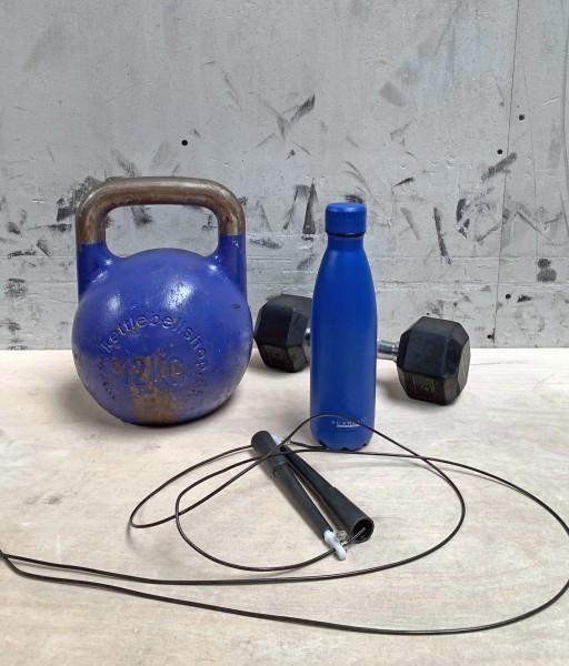 Scanpan Flasche 0,5L blau TO GO