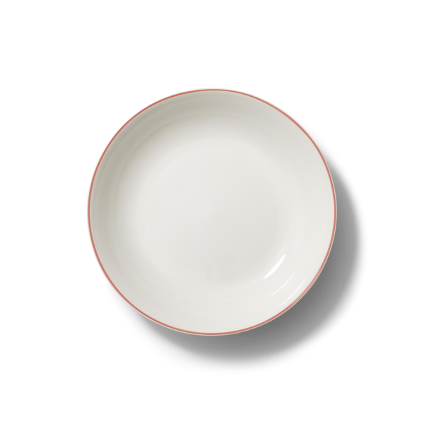 Dibbern Teller tf. 22,5cm rot SIMPLICITY