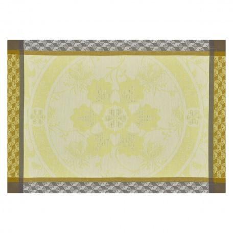 Le Jacquard Francais Set 50x36 Narcisse DUCHESSE