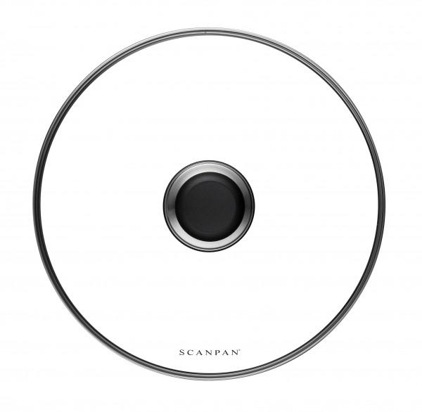 Scanpan Glasdeckel 24cm Classic