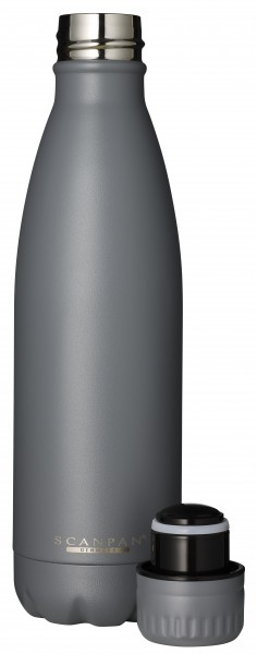 Scanpan Flasche 0,5L grau TO GO