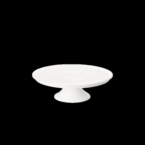 Dibbern Tortenplatte auf Fuß 24cm BONE CHINA CLASSIC