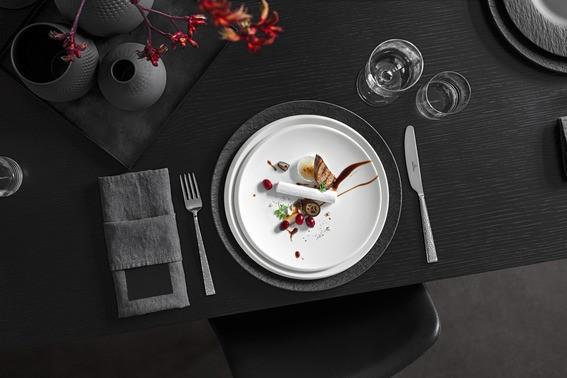Villeroy & Boch Gourmetteller 32cm MANUFACTURE ROCK
