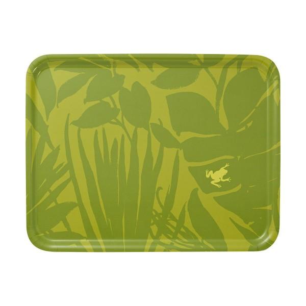 Le Jacquard Francais Tablett 48x37 Jungle Birke BAHIA