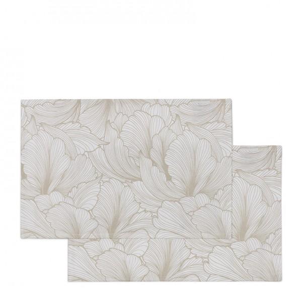 Rivièra Maison Set 2er Les Fleurs RIVIERA MAISON 50 x 30