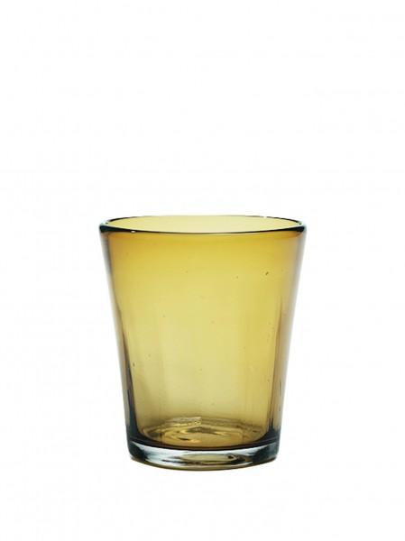 Zafferano Becher 32cl amber BEI