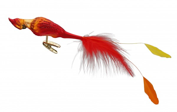 Inge's Christmas Decor Phoenix 12,5cm Gef.Freunde INGE'S CHRISTMAS