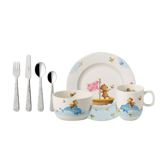 Villeroy & Boch Set 7tlg. HAPPY AS A BEAR
