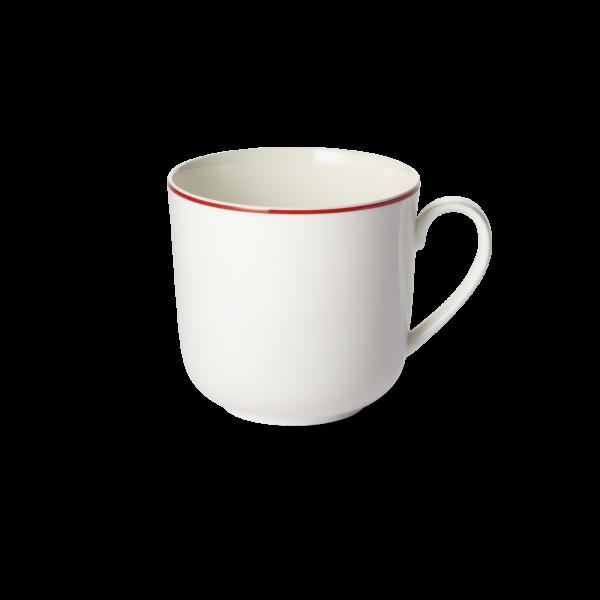 Dibbern Henkelbecher 0,32L rot SIMPLICITY
