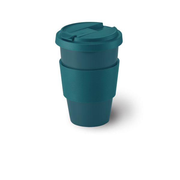 Dibbern Coffee to go Becher petrol 0,35L