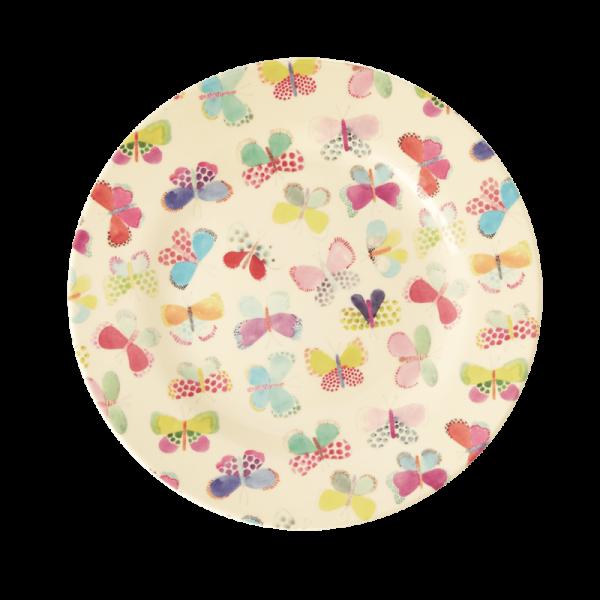 Rice Teller Butterfly Print