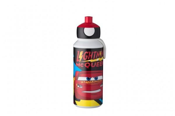 Mepal Trinkflasche pop-up 400ml Cars