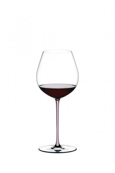 Riedel Old World Pinot Noir pink FATTO A MANO