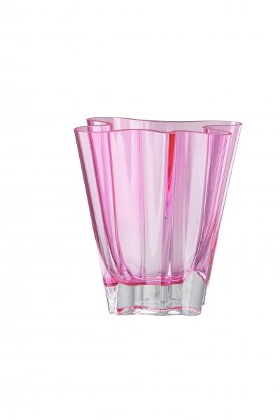Rosenthal Vase 20cm FLUX ROSE