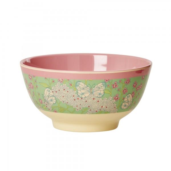 """Rice Schale """"Butterfly & Flower"""" 15cm"""