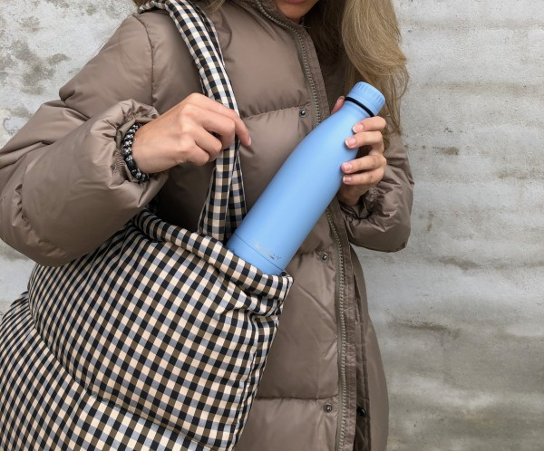 Scanpan Flasche 0,5L hellblau TO GO