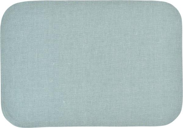 Sander Set 35x50 oval blue fox BISTRO ALLEGRO abwischbar