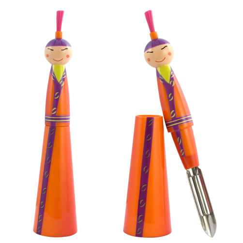 "Pylones Sparschäler ""Samourai"" (rot)"