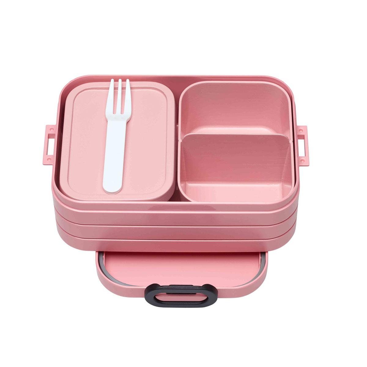 """Bento Lunchbox """"Take a Break"""" Midi (Nordic Blush)"""