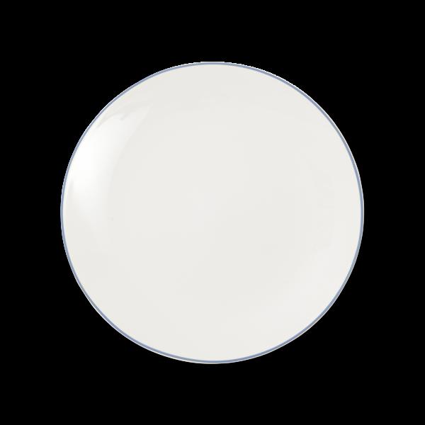 Dibbern Teller fl. 28cm hellblau SIMPLICITY