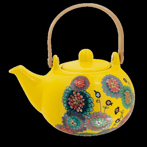 "Pylones Teekanne ""Matinal Tea"" (Dahlia)"