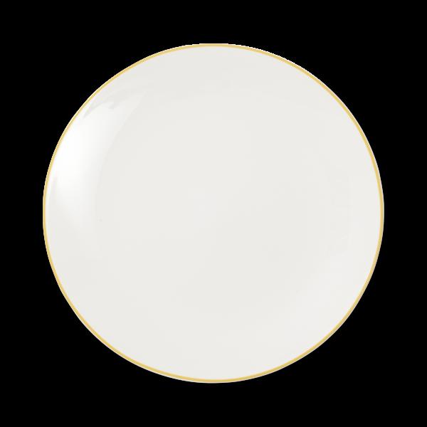 Dibbern Teller fl. 32cm gelb SIMPLICITY