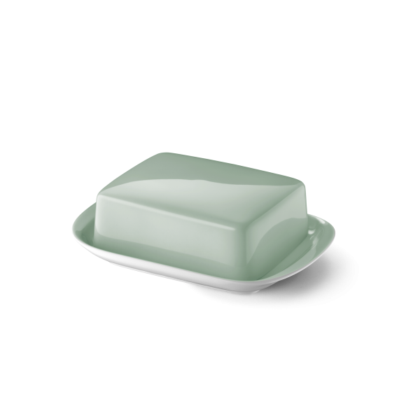 Dibbern Butterdose 250gr SOLID COLOR SALBEI