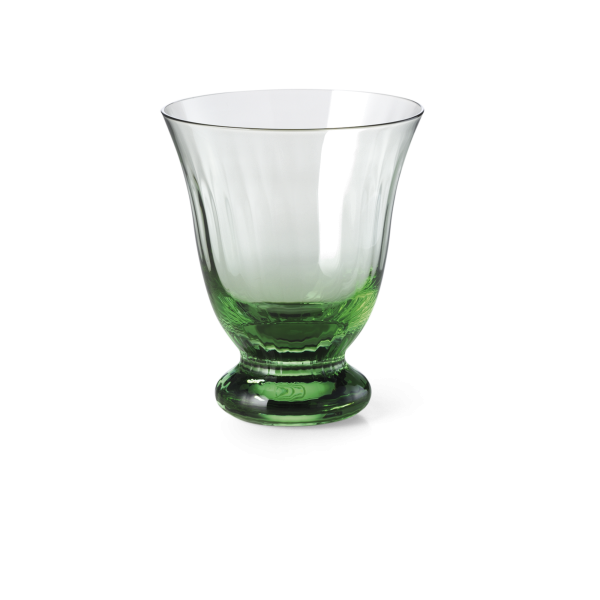 Dibbern Glas 0,25L grün VENICE