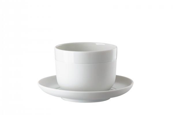 Rosenthal Espressotasse 2tlg. weiß 0.21L CAPPELLO